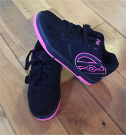 Heelys - £20 or nearest offer - size 5 - new condition