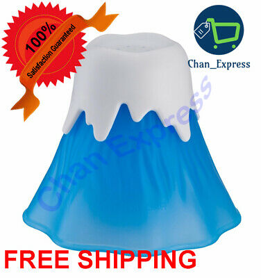 Volcano Shape Kitchen Cleaning Gadget Microwave Cleaner