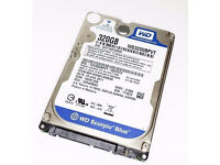 "250GB WD Scorpio Blue 2.5"" Internal Laptop Hard Drive, SATA II - 3Gb/s, WDC WD2500BEVT"