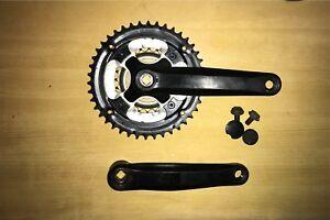 Shimano Triple Crankset (steel)