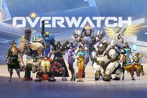 ISO: Overwatch PS4