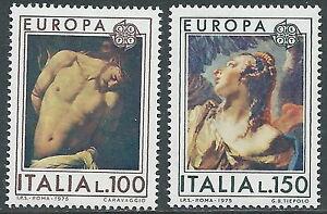 1975 ITALIA EUROPA MNH ** - ED - Italia - L'oggetto può essere restituito - Italia