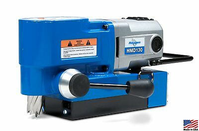 Hougen Hmd130 Ultra Low Profile Magnetic Drill 115v