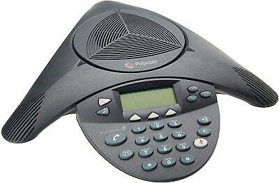 New Polycom Soundstation2 Expandable Conference Phone Station 2200-16200-001