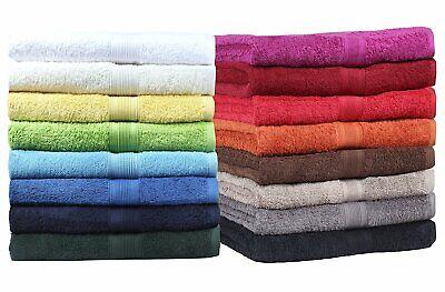 Handtuch Handtücher Gästetücher Duschtücher Saunatücher Badetücher Badvorleger (Gast Handtücher)