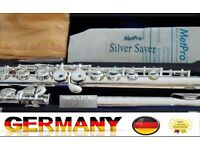 Kinder Flöte Silber Flauta para niños plata Flûte pour enfants argent Flute for