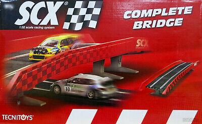 SCX 88070 Accessori pista Ponte completo 1:32 Modellismo