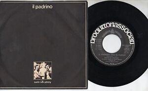 SANTO-amp-JOHNNY-disco-45-giri-MADE-in-ITALY-Il-padrino-COLONNA-SONORA