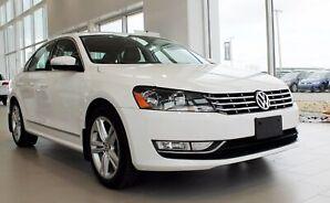 2013 Volkswagen Passat 2.0 TDI Highline Remote Starter, Navig...