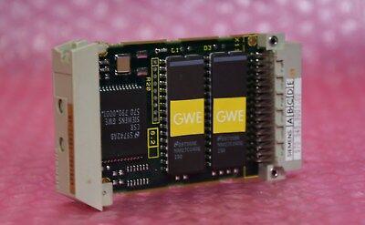 Siemens Sinumerik 805sm-tw Software Karte Typ 6fx1882-0bx22-4e