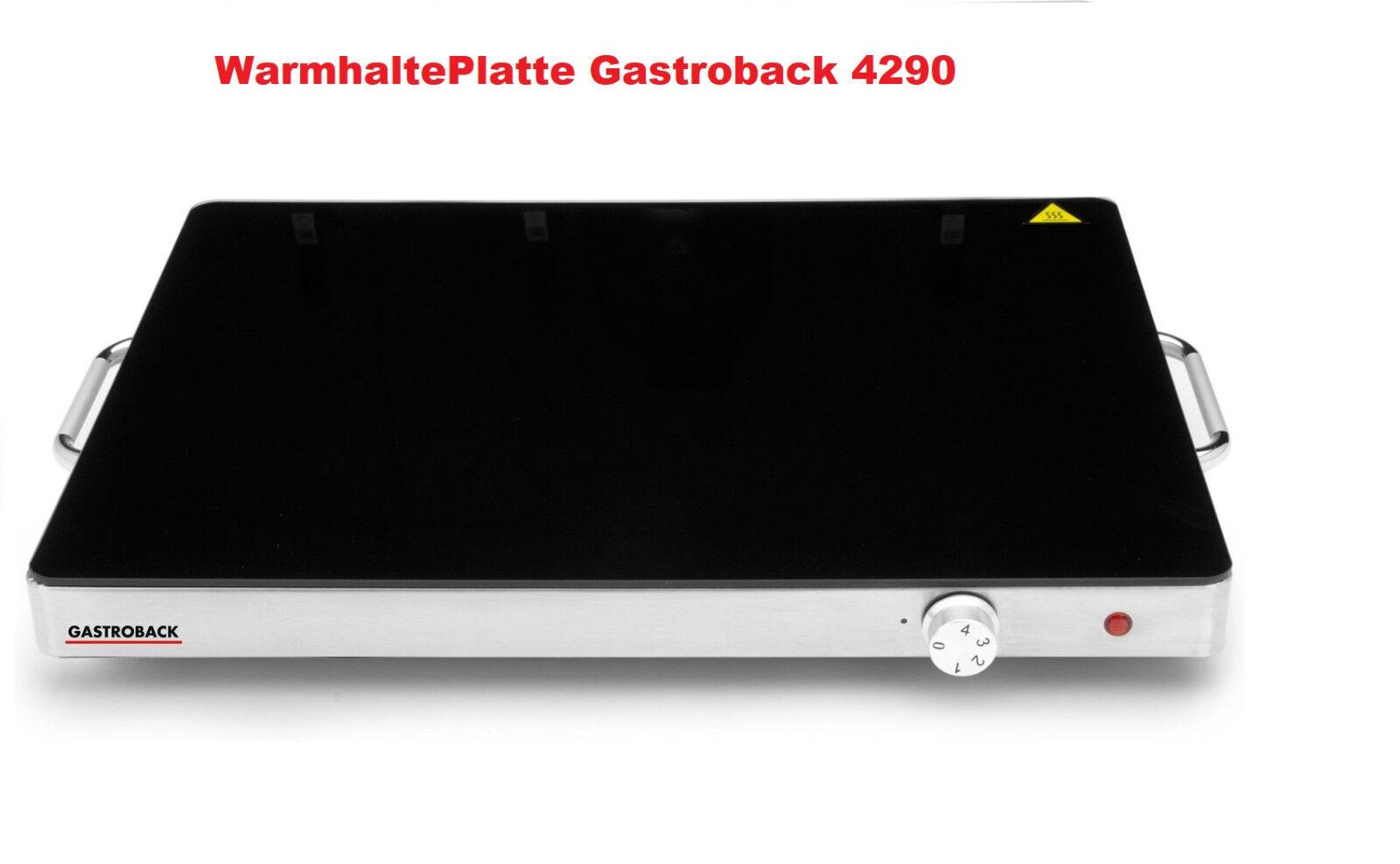 Gastroback Warmhalteplatte 42490
