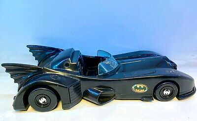 Vintage 1989 Batman Batmobile Car DC Comics