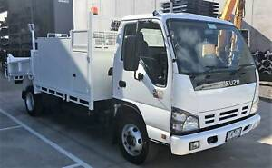 2007 Isuzu NPR400 Tipper Derrimut Brimbank Area Preview