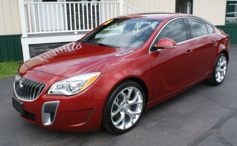 Image 1 Voiture American used Buick Regal 2015
