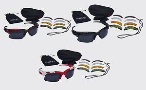 CHEX-Europa-Deportes-Ciclismo-Gafas-De-Sol-5-Intercambiable-Lentes-Tenido