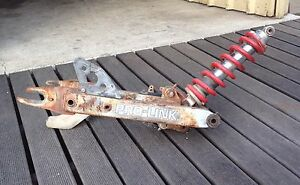 Honda XL500 Swing Arm and Shock Girrawheen Wanneroo Area Preview