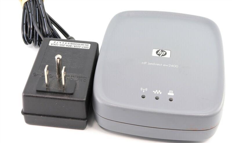 HP JetDirect EW2400 Print Server