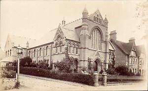 Ampthill-Methodist-Church-in-Blake-Edgars-Picturesque-Bedfordshire-Series