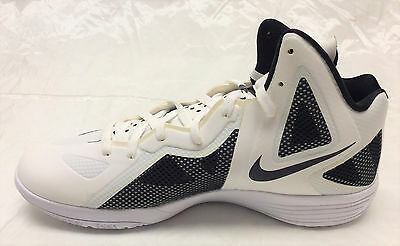 6fd420323a7d Nike 454146 100 Zoom Hyperfuse Tb Men s Basketball Shoes US 12