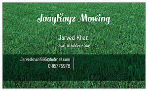 Lawn Mowing Service (Sydney metro) St Marys Penrith Area Preview