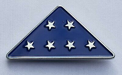 FOLDS OF HONOR LAPEL PIN BRAND NEW FREE SHIPPING