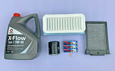 OWNERS CLUB Full Service + Cabin Kit | Citroen C1 Peugeot 107 Toyota Aygo 1.0