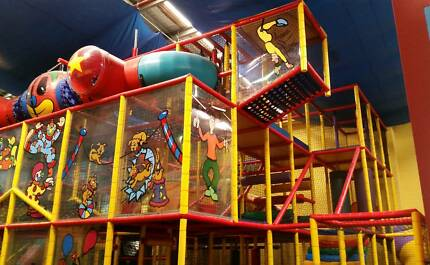 HUGE INDOOR PLAY STRUCTURE Brookvale Manly Area Preview