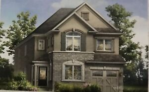 Brand New 4Bedroom House North Pickering Available Jun