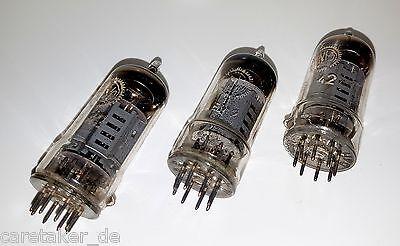 3 x  EL42 VALVO / Tubes 3 Stück