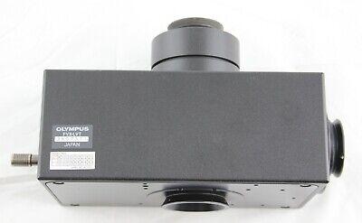 Olympus Fvx-lvt Trinocular Head Attachment Bx Ax Microscope