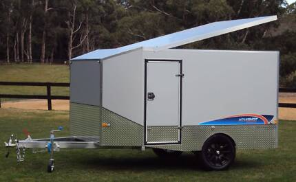 Enclosed Motorbike Trailers Bayswater Knox Area Preview