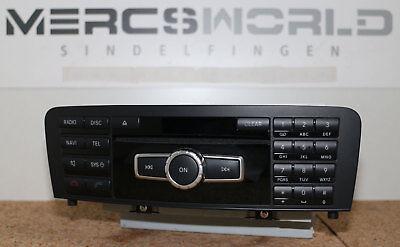 Mercedes Autoradio Radio  Audio 20 B-Klasse W246 CD A2469000012 W176 GLA CLA