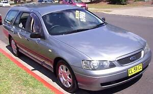 2005 FORD FALCON WAGON Woodbine Campbelltown Area Preview