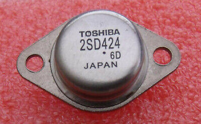 2sd424 Npn Power Transistor To-3 Package 1pcs Per Lot