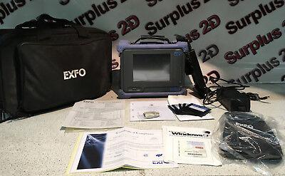 Exfo Model FTB-300-D2M1N2, FTB-7500 OTDR 1310/1550 nm Module Installed