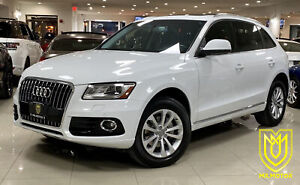 2014 Audi Q5 2.0 Technik|ALL NEW BREAKS|NAVI|BSM|CAM|CERTIFIED