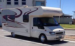 Ford transit turbo diesel Motorhome sleep 4-5 fully loaded luxury West Beach West Torrens Area Preview