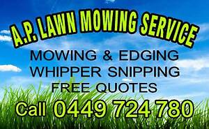A.P Lawn Mowing Service Waikiki Rockingham Area Preview