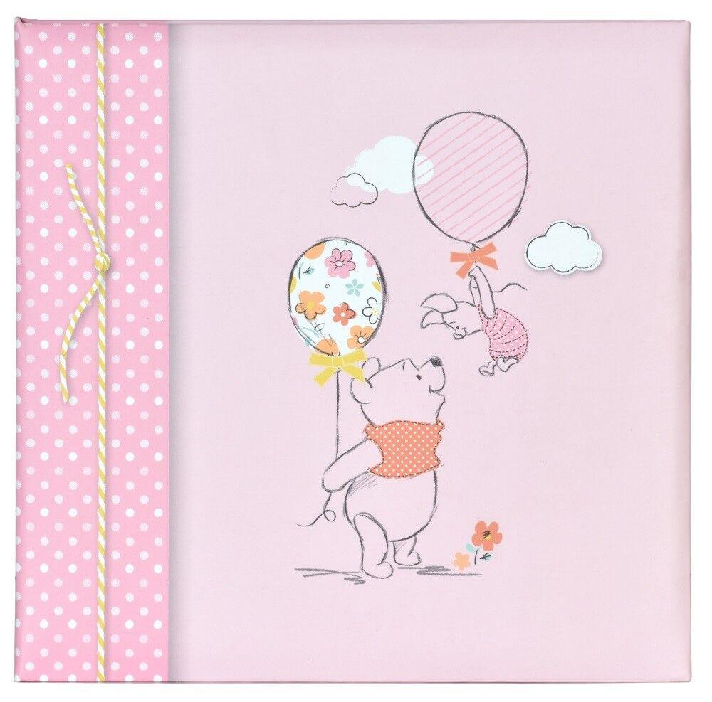Disney Bebé Winnie El Pooh Scrapbook álbum de fotos Eeyore 6600301