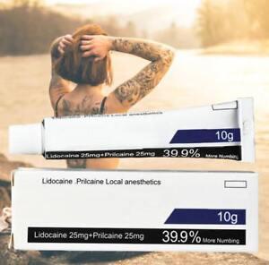 35%  Anesthetic  More Numbing Tattoo Cream  Permanent Piercing Beauty Pro Pop UK