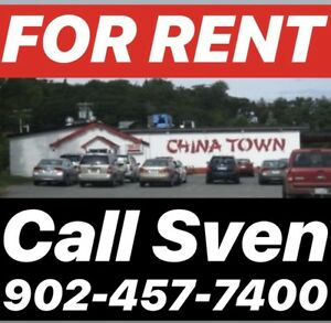 China Town Restaurant space on Bedford Highway For Rent