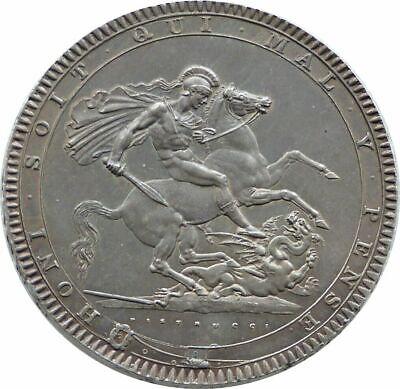 1819-LIX Great Britain George III Laur Head Silver Crown Coin