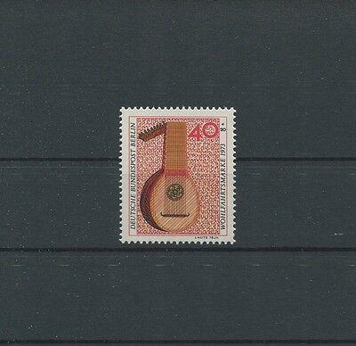 BERLIN ABART 461 DD MUSIK 1973 DOPPELDRUCK Mi 100.- ERROR DOUBLE PRINT! c5795