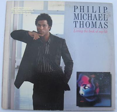 Philip Michael Thomas Debut Lp Promo MINT!