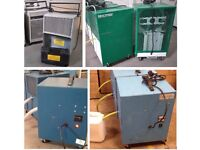 used Small Industrial Dehumidifiers - Ebac & Broughton in full working order - from only £125 each