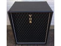 Vintage 1960's Vox Foundation 1x18 Bass Guitar Speaker Cabinet - 16ohm