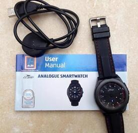 Crane analogue smart watch