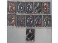 Marvel HeroAttax Trading Cards x11 Packs