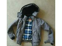 Lee Cooper Boys Jacket 7/8 years