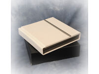 Wedding Albums Professional type( can also do album design and print if you have wedding disk )